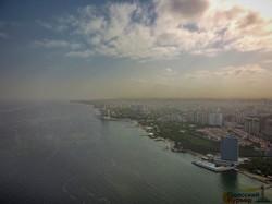 В Одессе показали с высоты 400 метров тотальную застройку побережья (ФОТО, ВИДЕО)
