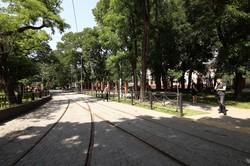 В Одессе закончили ремонт в Алексеевском сквере