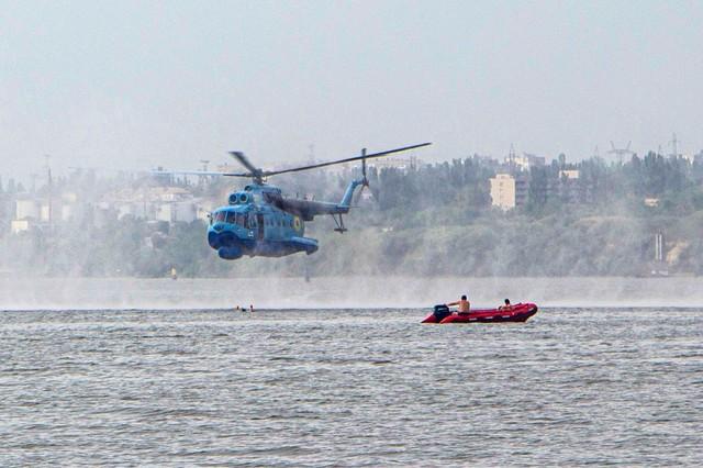 В Одессе и Николаеве проходят учения морской авиации
