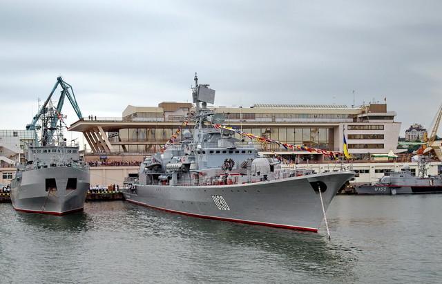 В Одессе сыграет американский военно-морской оркестр