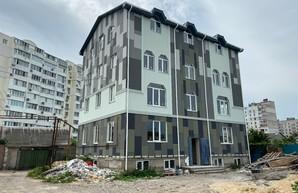 Чиновники нашли в Одессе очередной нахалстрой