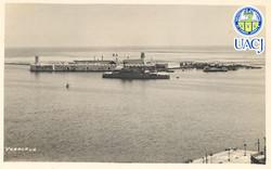 """""""Анагуак"""" в порту Вера-Круз, 1924 г."""