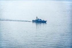 """В Черном море маневрирует международная эскадра на учениях """"Си-Бриз"""""""