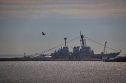 День флота Украины: как одесситам не дали увидеть корабли и президента (ФОТО, ВИДЕО)