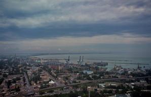 В портах Одесской области ограничены грузовые операции