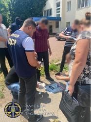 В Одессе задержали директора коммунального предприятия за взятку