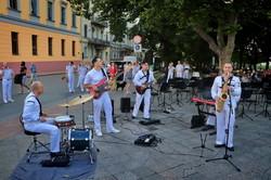 В Одессе американцы дали джазу (ВИДЕО)