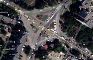 В Одессе уже завтра запустят кольцевую развязку на поселке Котовского