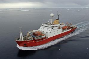 Украина может купить британский ледокол для экспедиций в Антарктиду