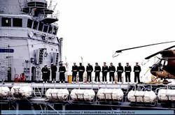 Как в Одессу заходили вертолетоносцы Италии и Франции (ФОТО)
