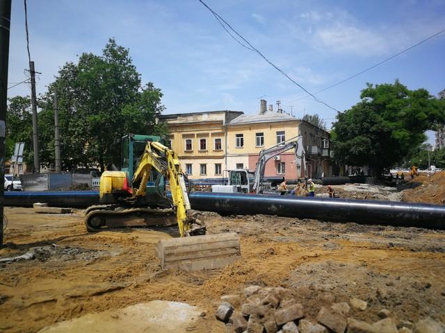 """В Одессе хотят навести порядок на улицах около """"Привоза"""" после ремонта"""
