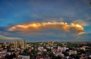 В Одессе ожидают грозу вечером 20 июля