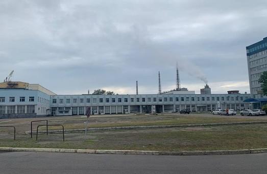 В Ровно произошел взрыв на химическом заводе