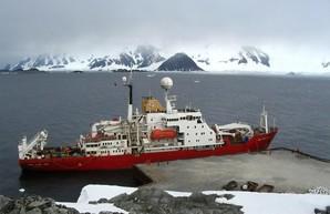Осенью в Одессу прибудет ледокол для украинской экспедиции в Артарктиду