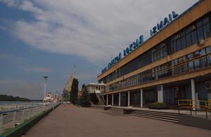 В Измаиле отремонтировали плавучие причалы морского вокзала