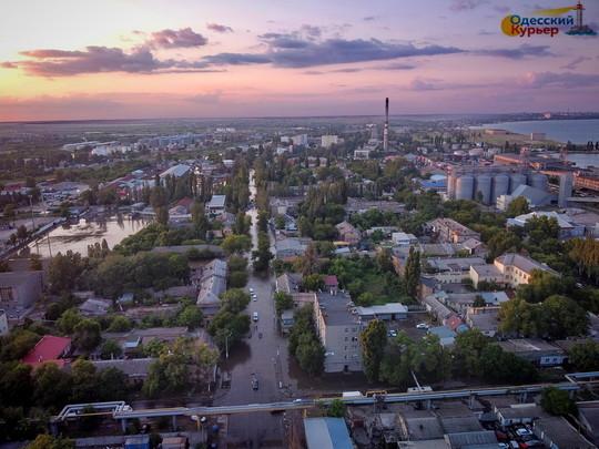 Наводнение в Одессе показали с высоты (ФОТО, ВИДЕО)