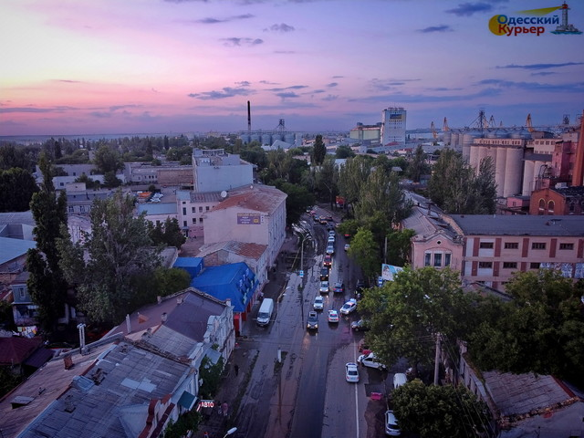 В Одессе открыли одну из дорог на Пересыпь
