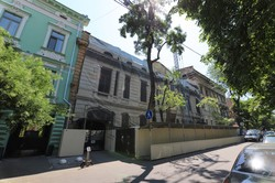 В Одессе восстанавливают памятник архитектуры, в котором жил Николай Гоголь (ФОТО)