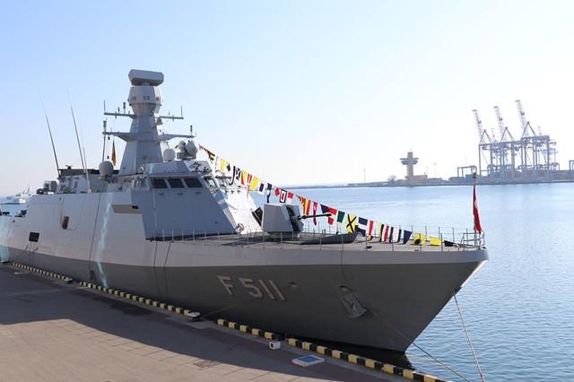 Первый корвет для украинского флота заложат в Турции в сентябре
