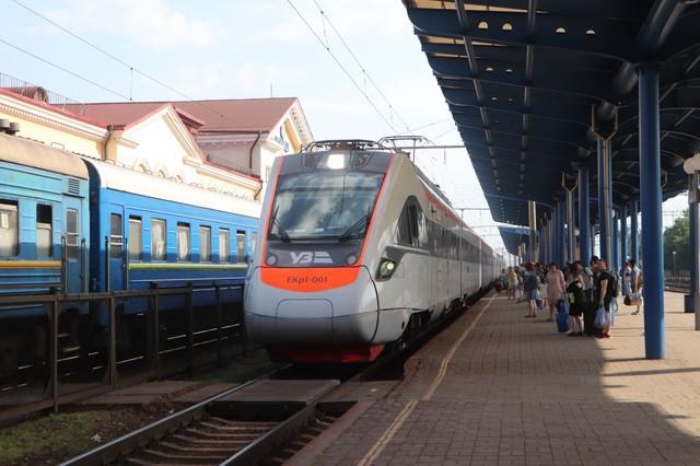 В 2021 году в Украине значительно вырос пассажиропоток на транспорте