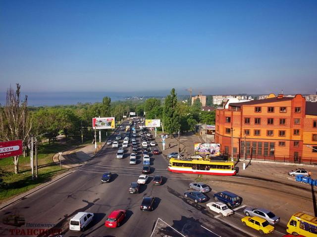 В Одессе выделили средства на организацию дополнительной полосы движения на поселок Котовского