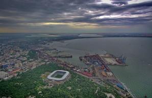 На Одессу идет непогода с грозовым фронтом