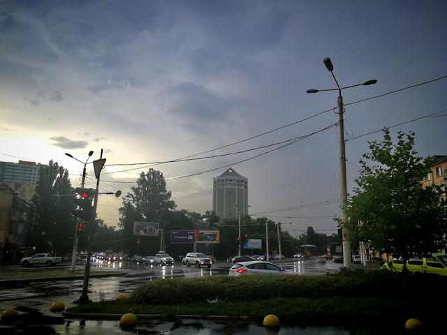 В Одессе снова ожидают грозу
