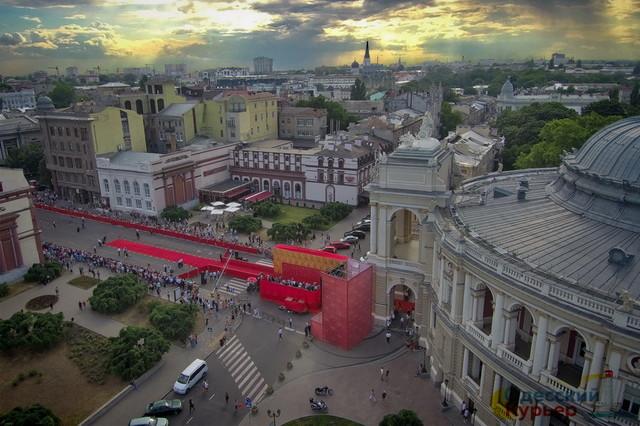 Что будут показывать на Одесском кинофестивале