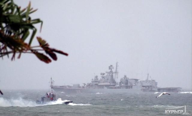 Каким будет морской парад в Одессе ко Дню Независимости