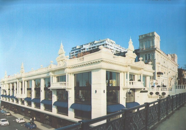 Стало известно, что в Одессе будут строить вместо развалин на Деволановском спуске