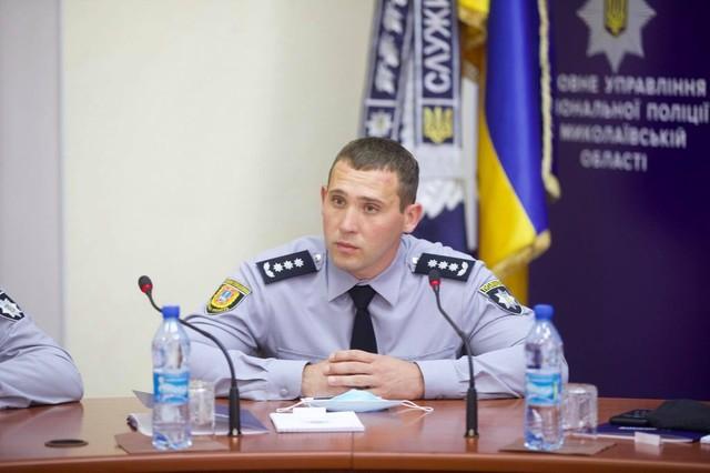 В Одесской области могут сменить руководство полиции,- СМИ