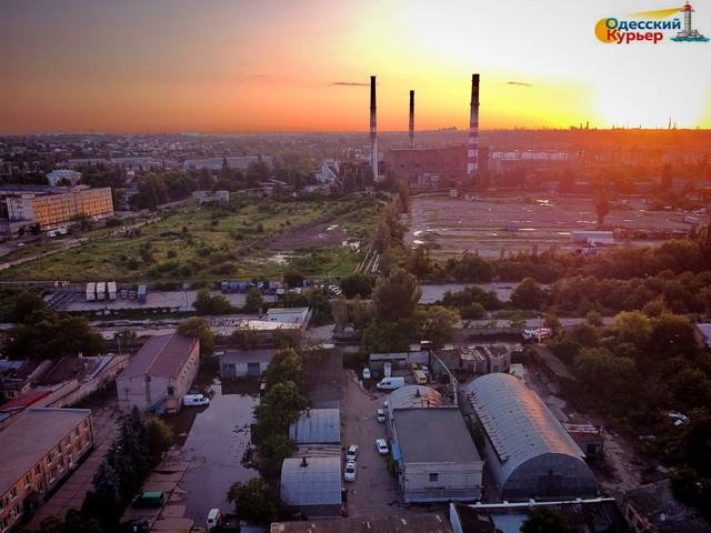 """Одесскую ТЭЦ передали """"Нафтогазу"""""""