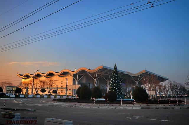 Одесский аэропорт признали лучшим нестоличным аэропортом Украины