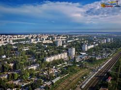 Самый большой жилмассив Одессы показали с высоты (ФОТО, ВИДЕО)