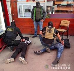 В порту Южный под Одессой обнаружили огромную партию наркотиков