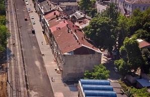 В Одессе будут ремонтировать аварийный старый дом