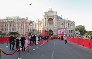 В Одессе открылся международный кинофестиваль (ФОТО, ВИДЕО)