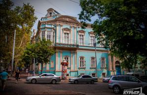 Одесский музей Западного и Восточного искусства хотят реставрировать за счет государства