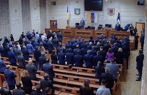 В Одесском областном совете пройдет ротация депутатов