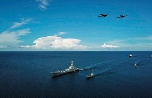Морской парад в Одессе возглавит ракетный эсминец ВМФ Италии