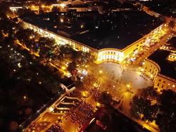 Как закрывался Одесский кинофестиваль: красная дорожка, награждение и фильмы под Луной на Потемкинской лестнице (ФОТО, ВИДЕО)