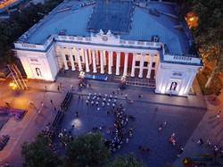 В Одессе вспомнили погибших украинских бойцов (ФОТО, ВИДЕО)