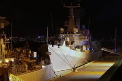 В Одессу пришли ракетный эсминец и фрегат НАТО (ФОТО)