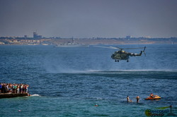 Как проходил морской парад в Одессе: корабли и авиашоу (ФОТО, ВИДЕО)