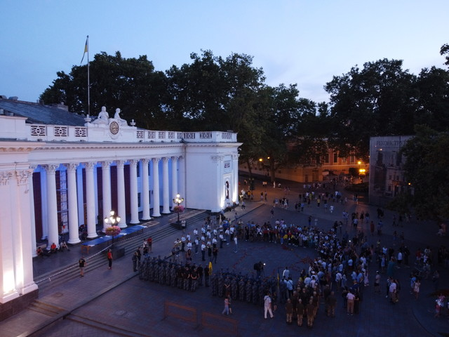 В Одессе уволили временного вице-мэра