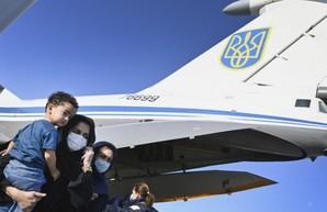 Украина оказалась в десятке лидеров по эвакуации граждан из Афганистана