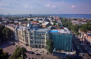 Отреставрированный дом Руссова в Одессе не могут сдать в эксплуатацию из-за судебных тяжб