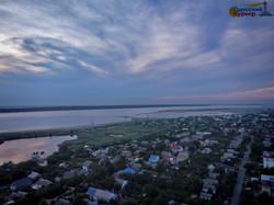 В Одессе в последний день лета показали Куяльницкий лиман с высоты (ФОТО, ВИДЕО)