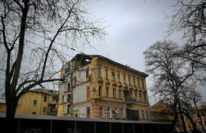 В Одессе может быть стройка на месте рухнувшего дома около Нового рынка