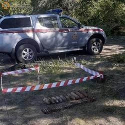В Одесской области нашли боеприпасы времен Второй мировой войны (ФОТО)